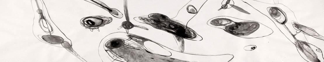Abbildung: Zeichnung #37 von Christoph Radke - käuflich im Shop